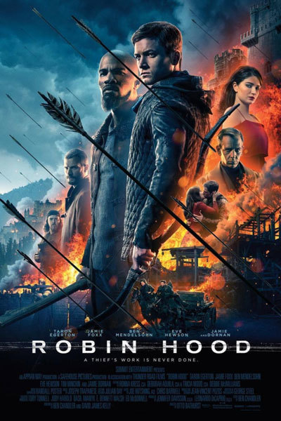 Robin Hood (12A) at Torch Theatre
