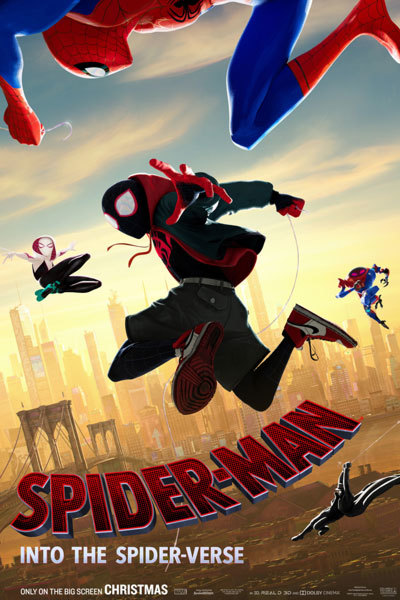 Spider-Man: Into the Spider-Verse at Torch Theatre
