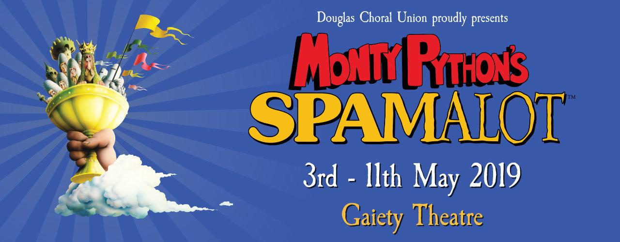 banner image for Monty Python's 'Spamalot'