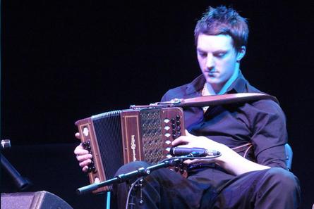 Droichead Arts Centre -            Damien Mullane - Accordion/Melodeon Workshop
