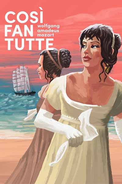 Cosi Fan Tutte - Swansea City Opera at Torch Theatre