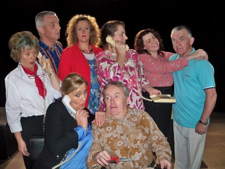 Droichead Arts Centre -            Whose Wives Are They Anyway?
