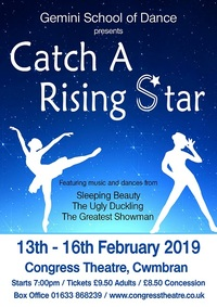 Catch a Rising Star Poster