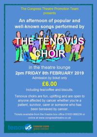 The Tenovus Choir - LT Concert Poster