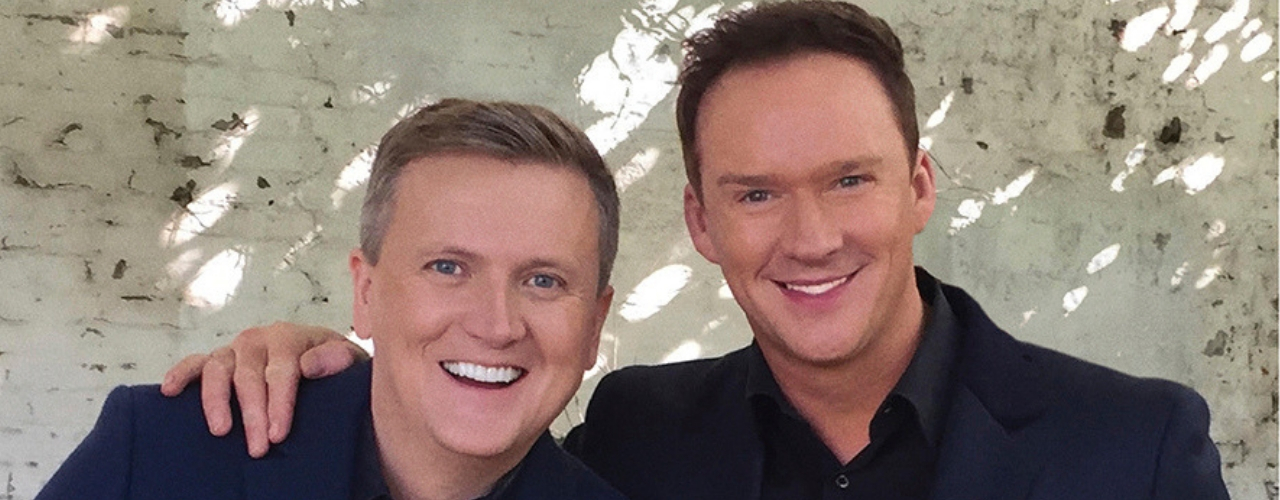 banner image for Aled Jones & Russell Watson - In Harmony