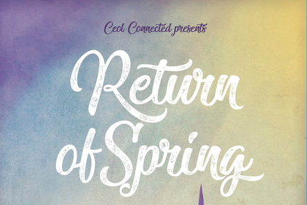 Droichead Arts Centre -            Return of Spring | Ceol Connected