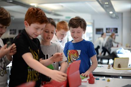 Lego Animation Workshop '19