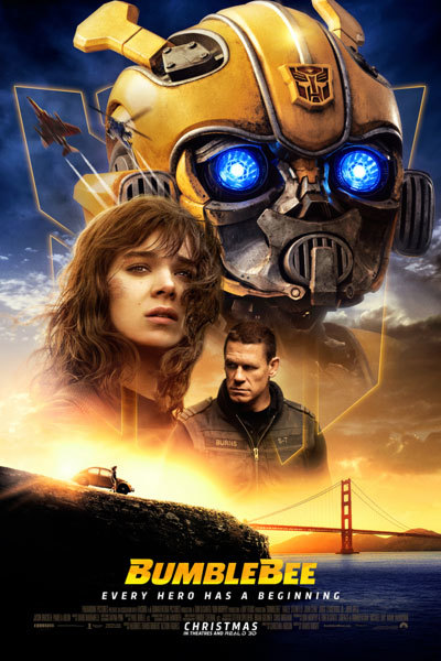 Bumblebee (PG) at Torch Theatre