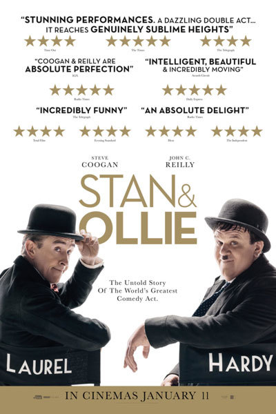Stan & Ollie (PG) at Torch Theatre