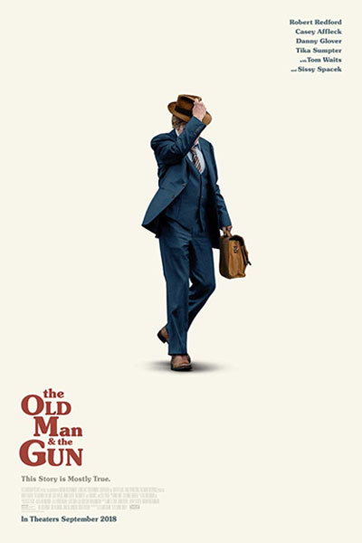 The Old Man & The Gun (12A) at Torch Theatre