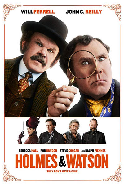 Holmes & Watson (12A) SUBTITLED at Torch Theatre