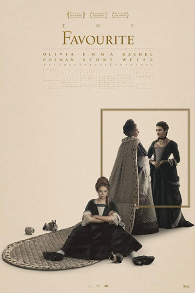 The Favourite (15) at Torch Theatre