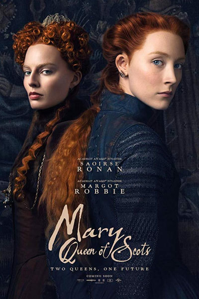 Mary, Queen of Scots (15) SUBTITLED at Torch Theatre
