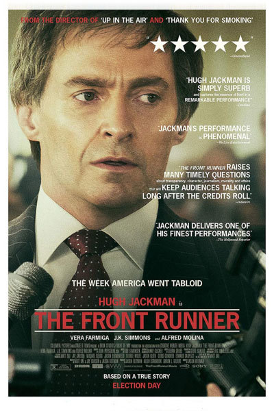 The Front Runner (15) at Torch Theatre
