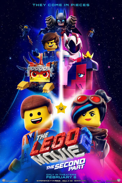 The Lego Movie 2: The Second Part [3D] at Torch Theatre