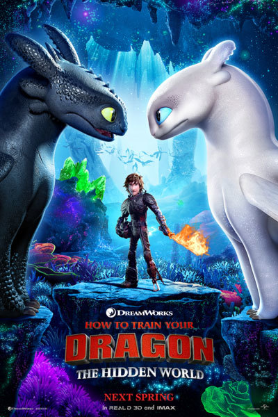 How To Train Your Dragon: The Hidden World (PG) at Torch Theatre