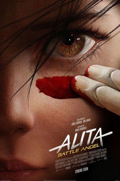 Alita: Battle Angel at Torch Theatre