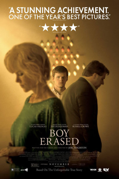 Boy Erased (15) SUBTITLED at Torch Theatre