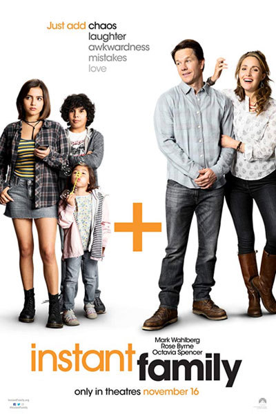 Instant Family (12A) at Torch Theatre
