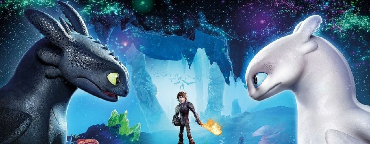 banner image for How to Train Your Dragon: The Hidden World
