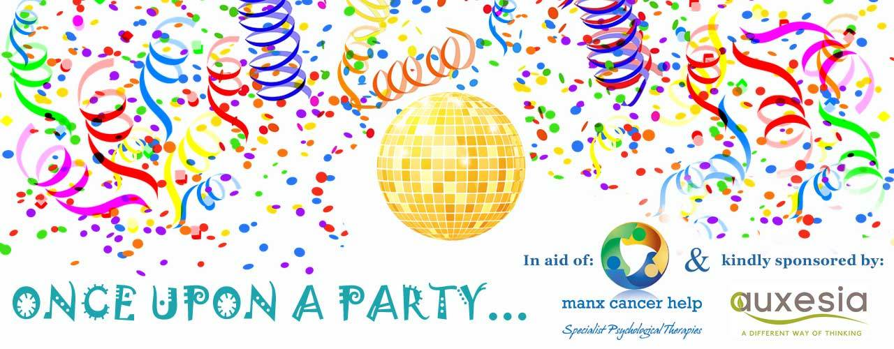 banner image for Once Upon A Party: in aid of Manx Cancer Help