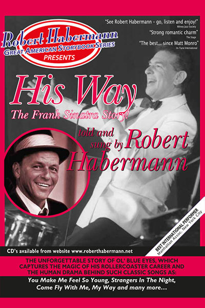 His Way - The Frank Sinatra Story! at Torch Theatre