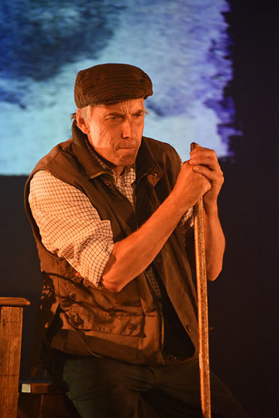 The Stick Maker Tales - National Theatre Wales at Torch Theatre