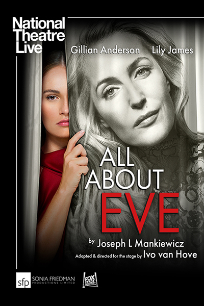 NT LIVE: All About Eve (12A) ENCORE at Torch Theatre