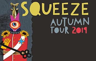 image of Squeeze - Autumn Tour 2019