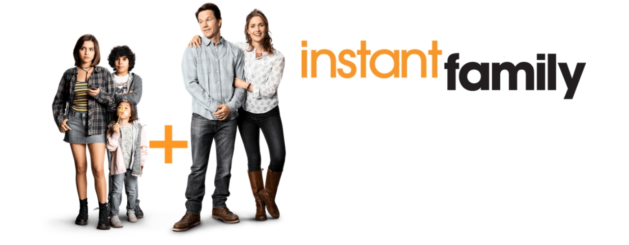 banner image for Instant Family