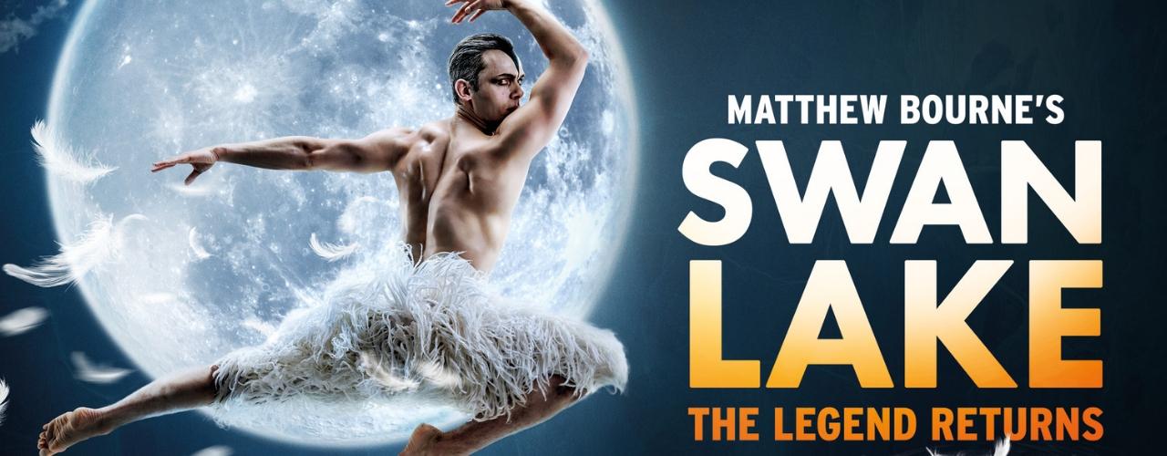 banner image for Matthew Bourne's Swan Lake