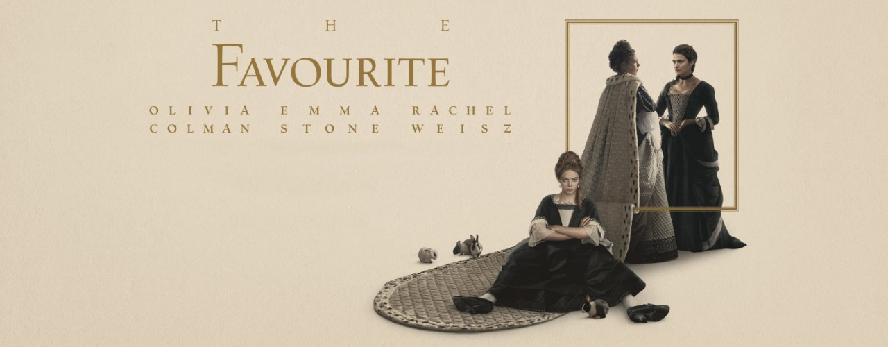 banner image for The Favourite
