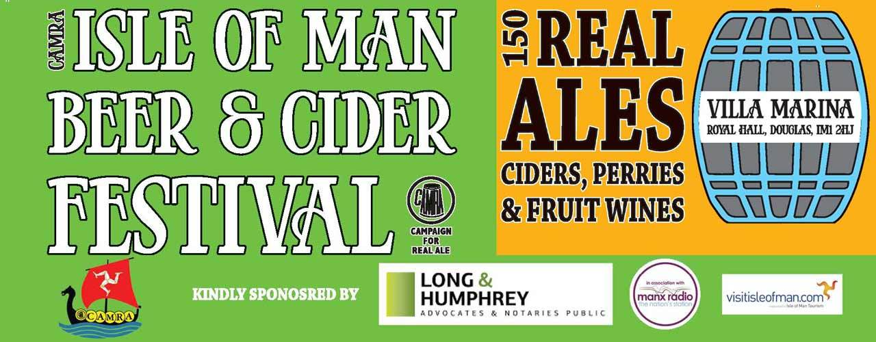 banner image for 8th CAMRA Isle of Man Beer & Cider Festival