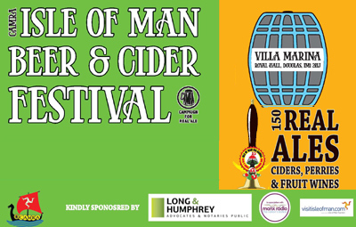 image of 8th CAMRA Isle of Man Beer & Cider Festival
