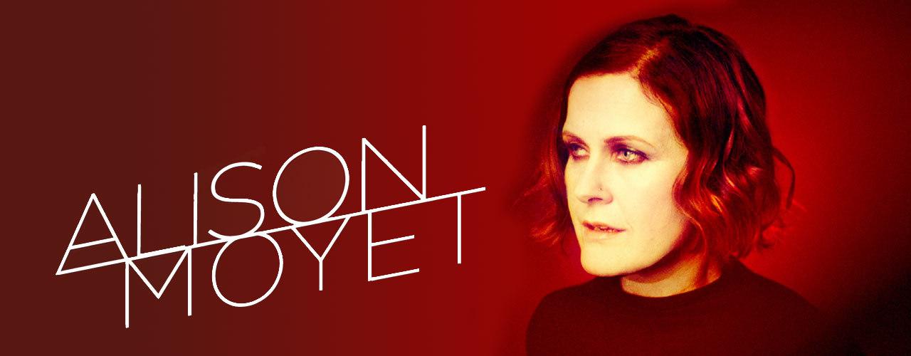 banner image for Alison Moyet
