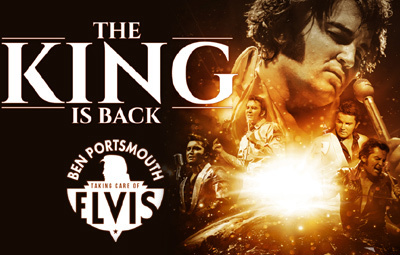 image of The King is Back featuring Ben Portsmouth