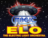 Magic - A Kind of ELO Poster