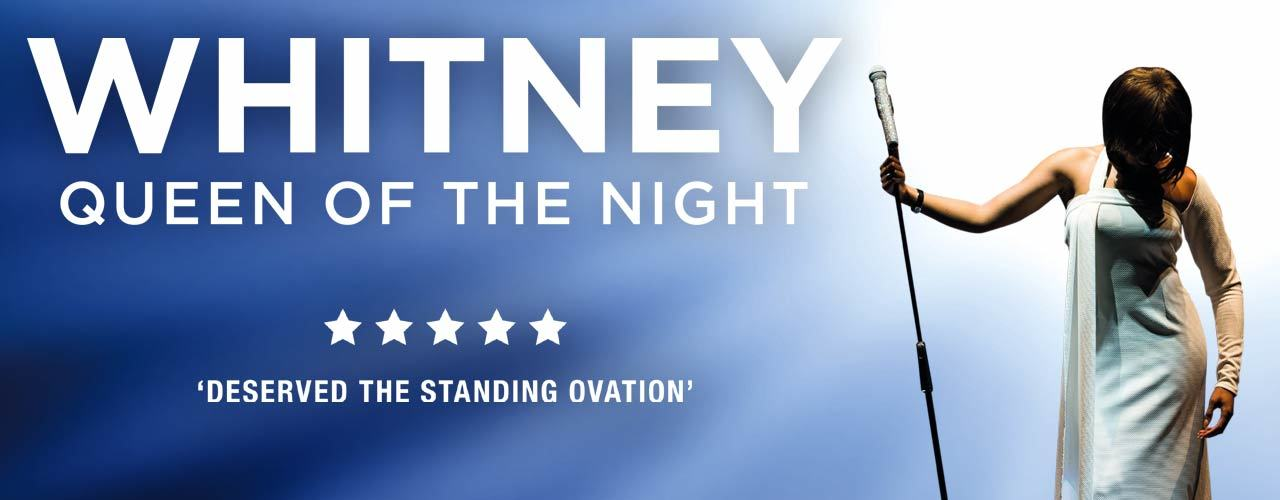 banner image for Whitney - Queen of the Night