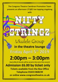 Nifty Stringz Poster