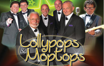 image of RS Promotions Presents -  Lollypops & Moptops 50's & 60's Music Show