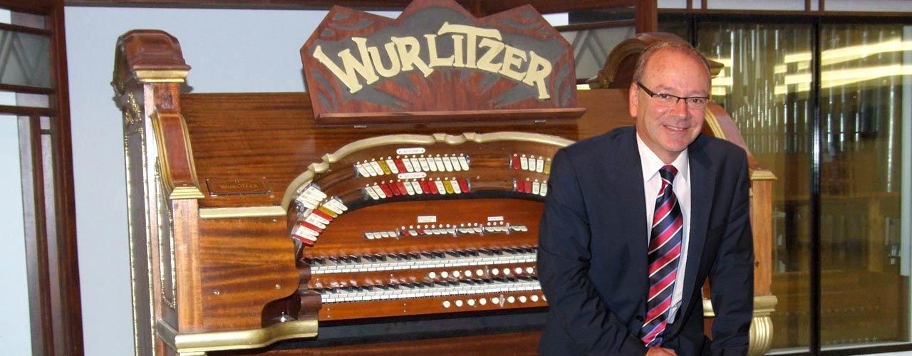 banner image for Phil Kelsall Wurlitzer Concert