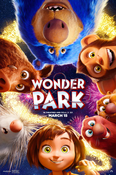 Wonder Park (PG) 3D at Torch Theatre