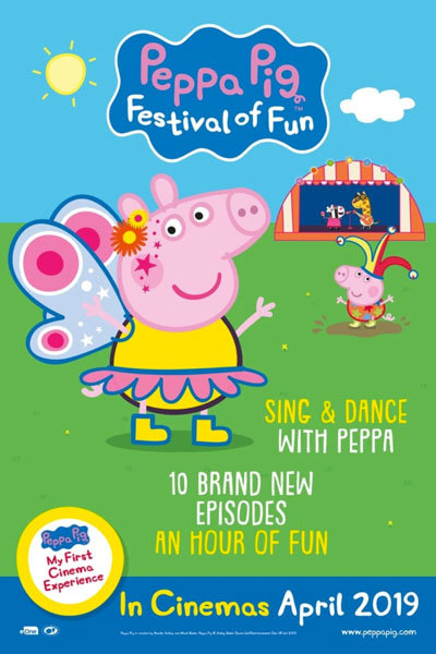 Peppa Pig: Festival of Fun (U) at Torch Theatre