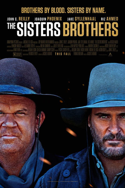 The Sisters Brothers (15) at Torch Theatre