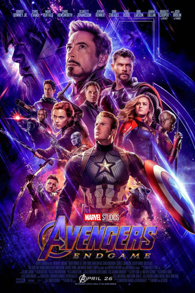 Avengers: Endgame (12A) at Torch Theatre