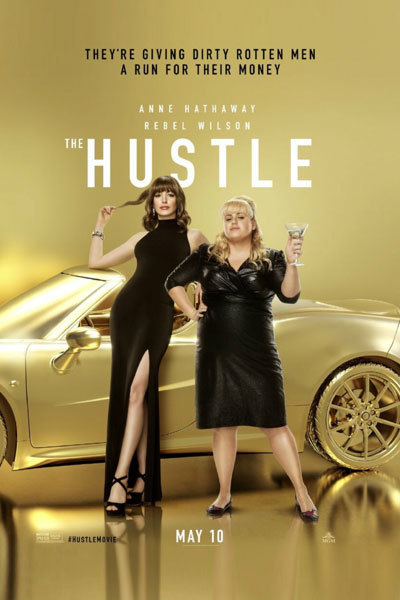 The Hustle (12A) at Torch Theatre