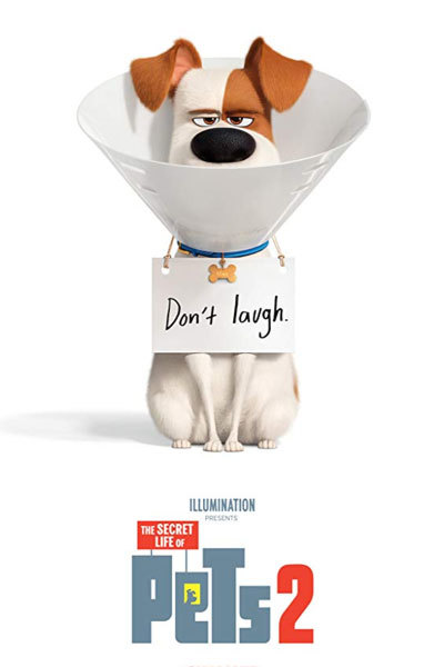 The Secret Life of Pets 2 (PG) at Torch Theatre