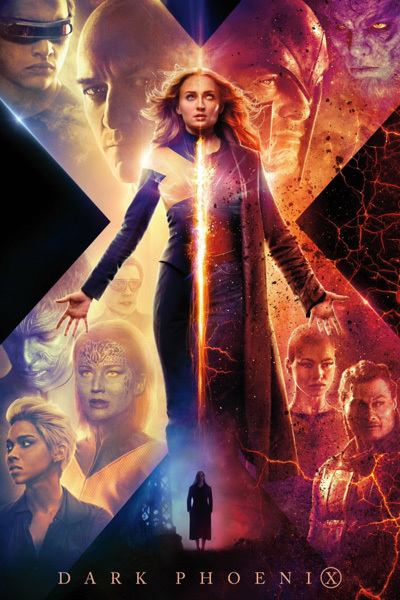 Dark Phoenix at Torch Theatre