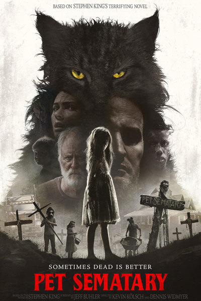 Pet Sematary (15) SUBTITLED at Torch Theatre