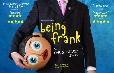 image of Bushy's Presents 'Being Frank'
